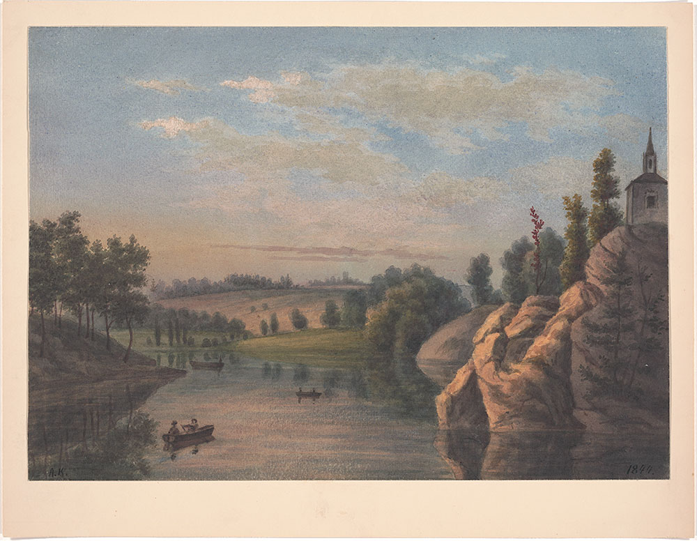 {View of Schuylkill}