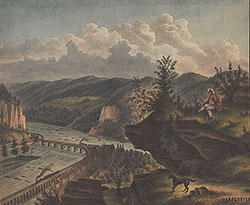 Harpers Ferry, West View