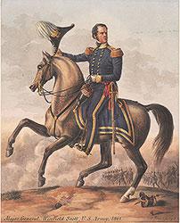 Major General Winfield Scott, US Army 1841