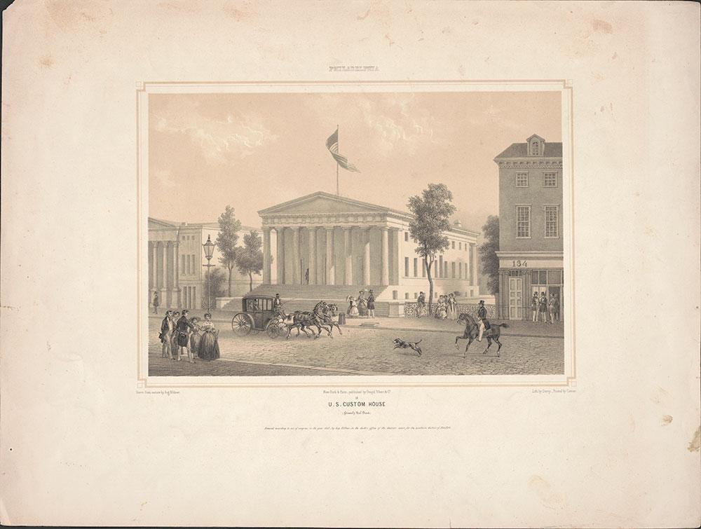 Philadelphia U.S. Custom House (Formerly U.S. Bank)