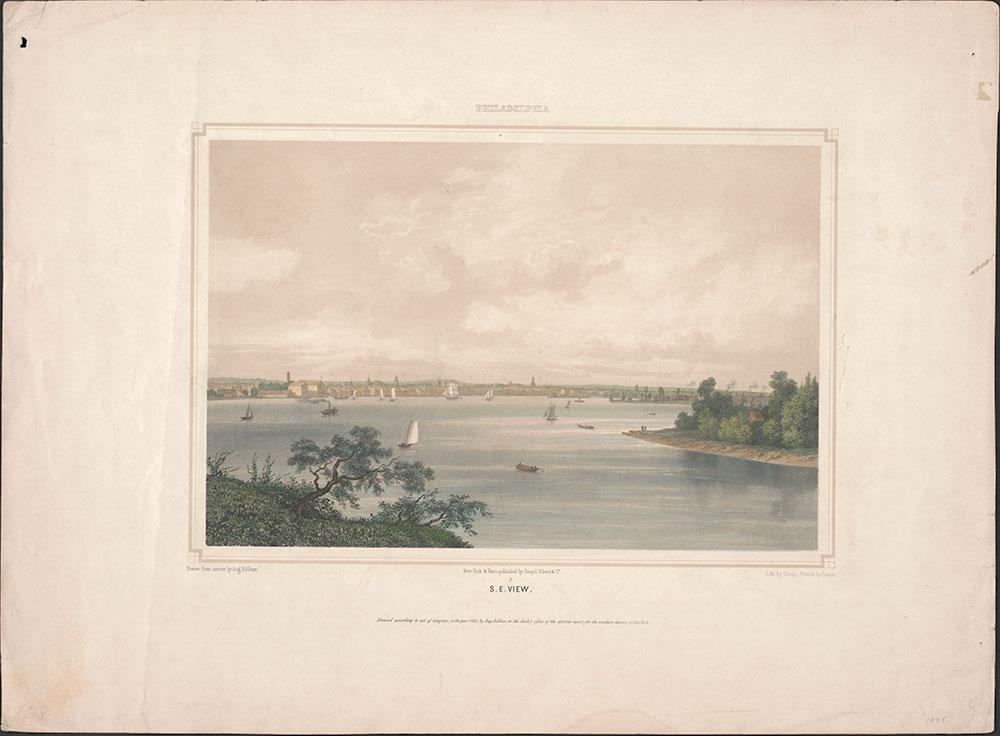 Philadelphia, S.E view