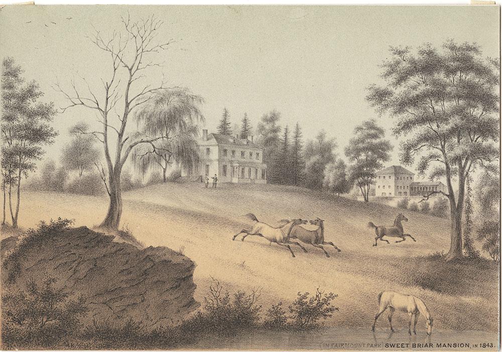 (In Fairmount Park) Sweet Briar Mansion