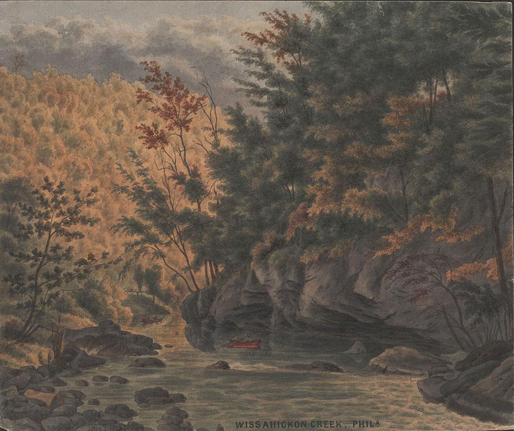 Wissahickon Creek, Phila.