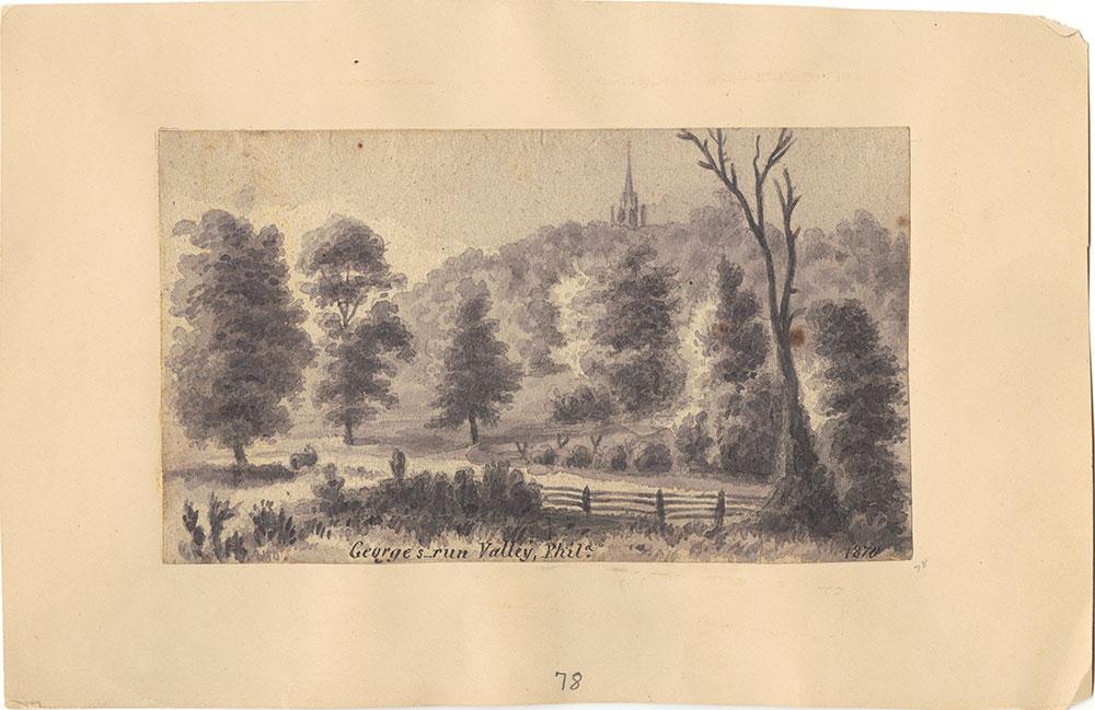 George's Run Valley, Philadelphia