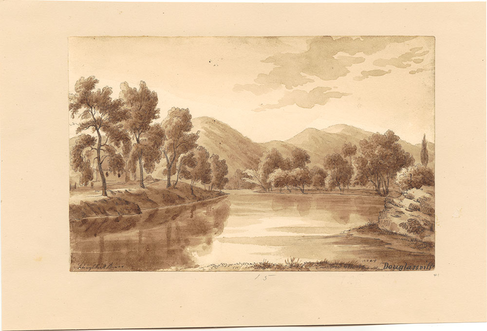 Schuylkill River Near Douglassville