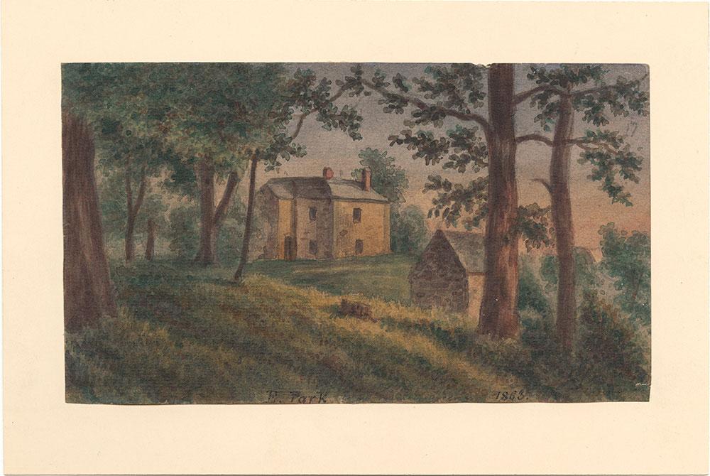 E. Park [Park Near Fountain Green, 1862]