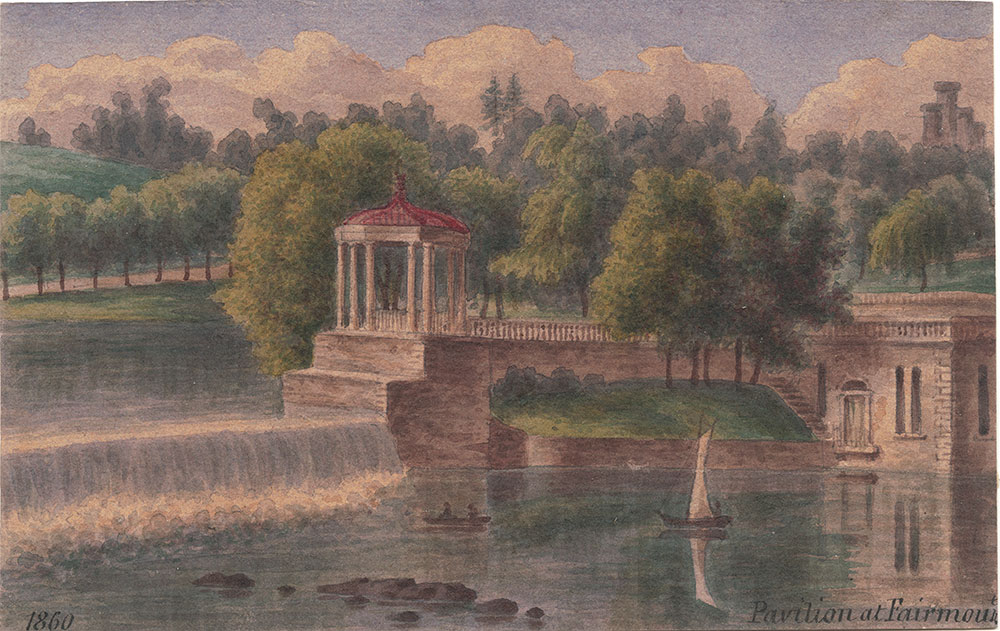 Pavilion at Fairmount