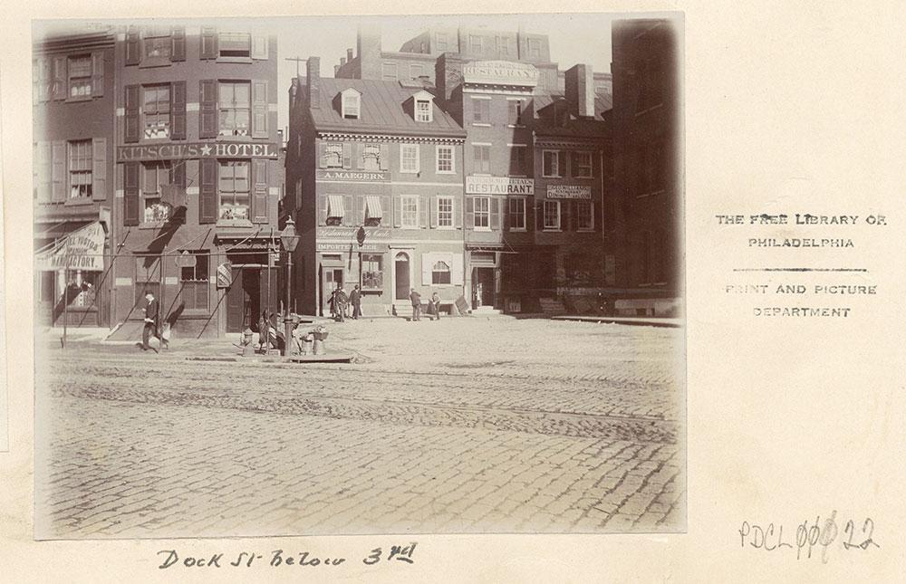 Dock Street at Walnut