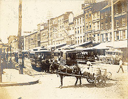 Front and Market Streets icon image