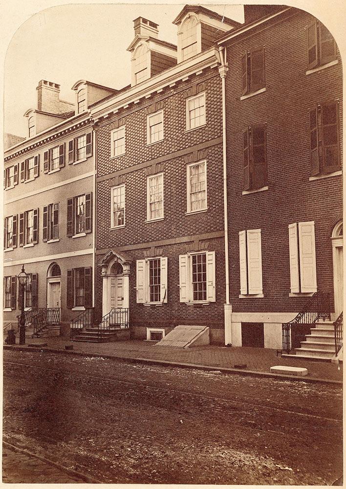 Houses on East Pine Street