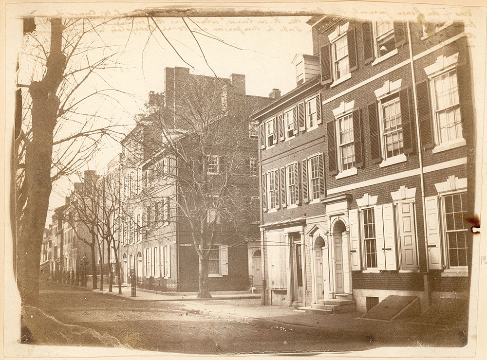 4th Street at Prune (now Locust)