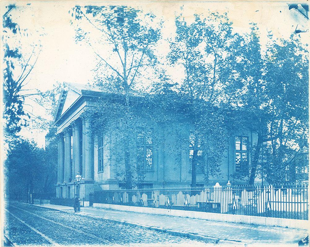 Pine Street Presbyterian Church, Pine Street