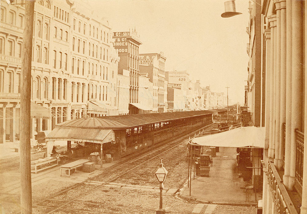 Market Street, east from 6th
