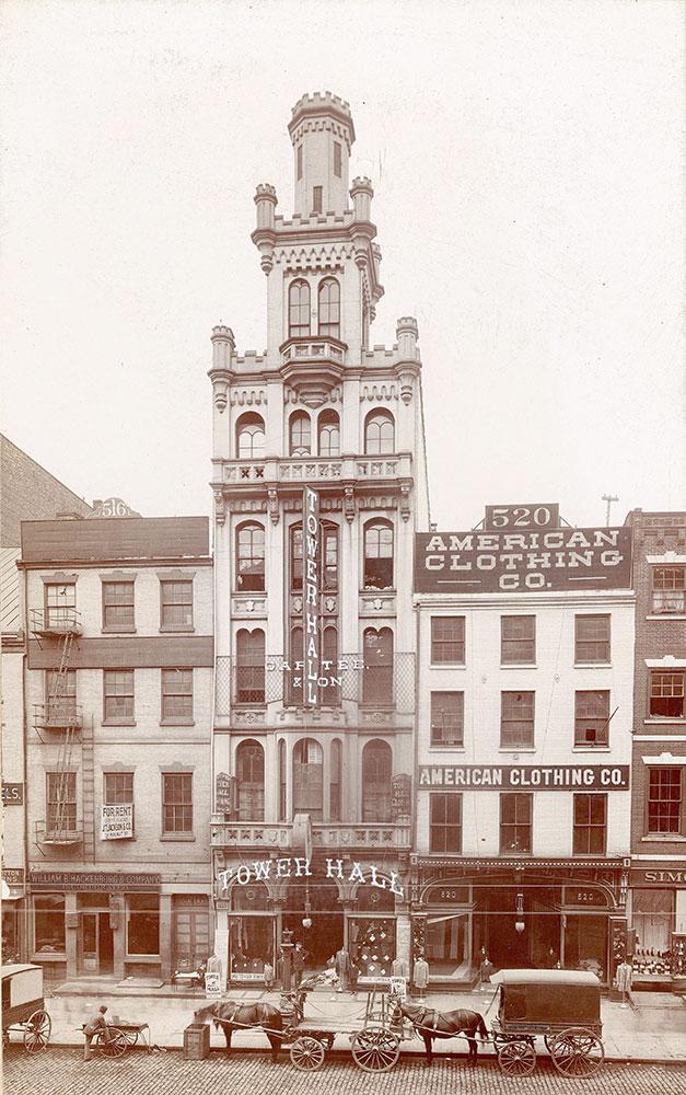 Tower Hall, 518 Market Street