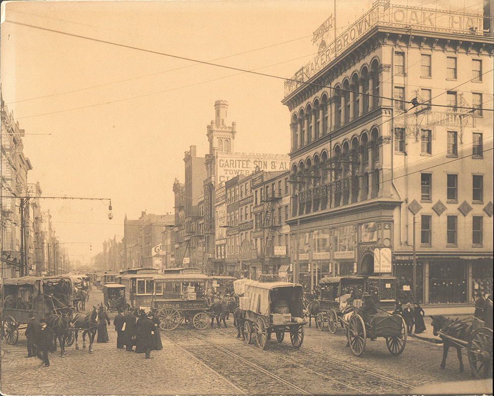 Market Street at 6th