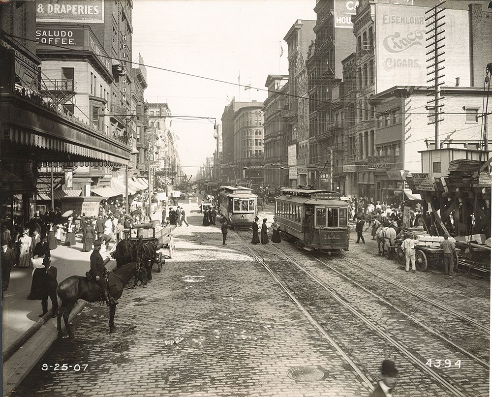 Market Street, east from 10th