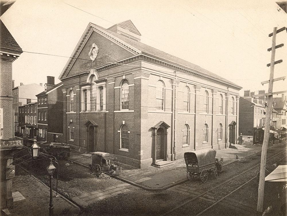 Zion Lutheran Church, 4th Street at Cherry