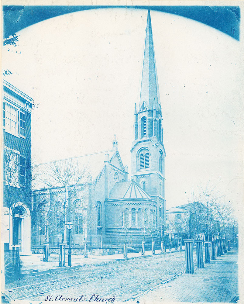 St. Clement's Church, 20th and Appletree Streets