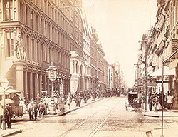 Chestnut Street, west from 6th icon image