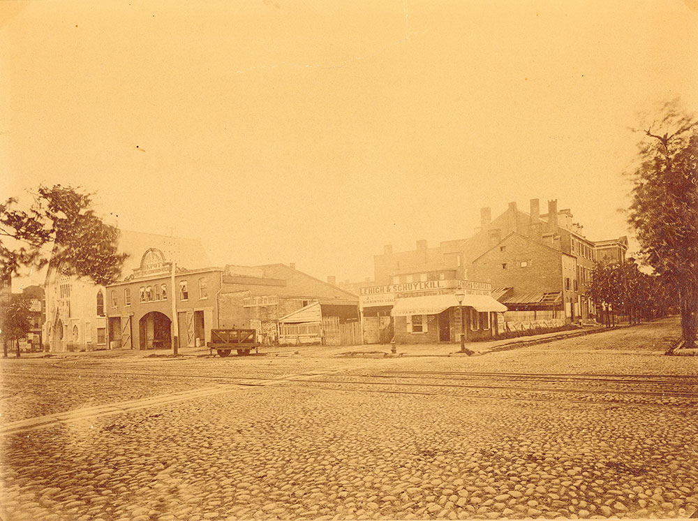 Broad Street at Filbert, North Penn Square