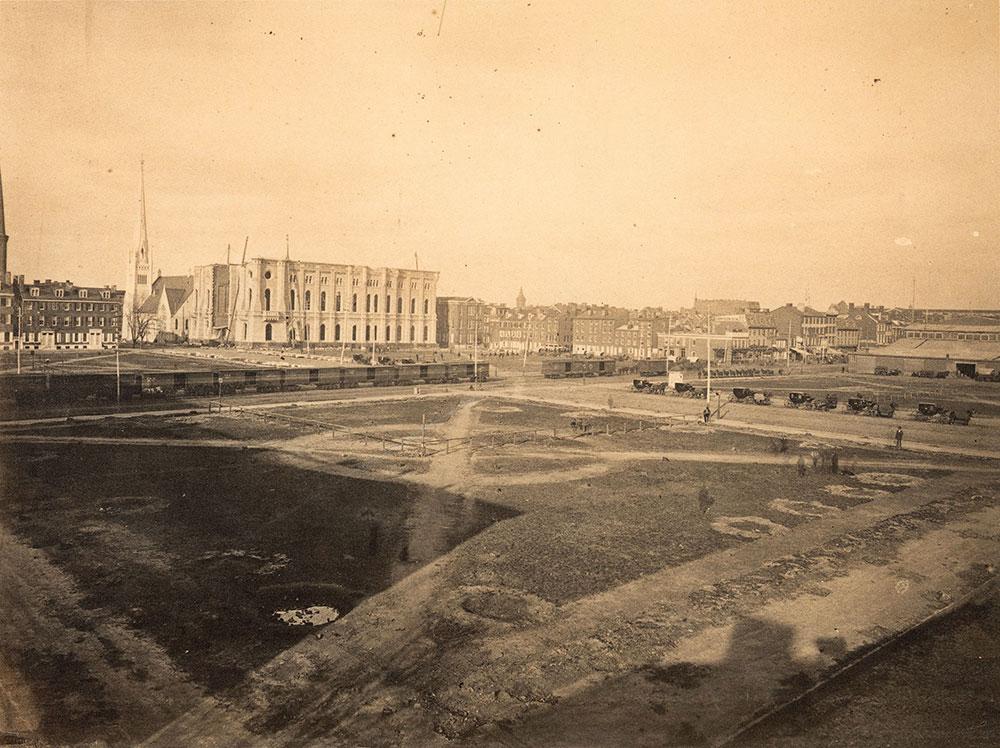 Center Square, site of City Hall