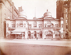 Broad Street Theatre, Broad Street at Locust icon image