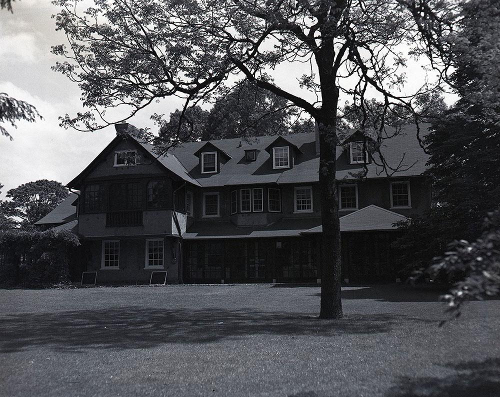 School House Lane - West of Wissahickon Avenue
