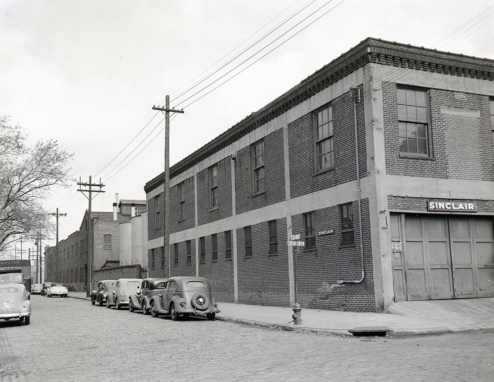 Mifflin, Swanson, McKean and Water Sts. - Square Block