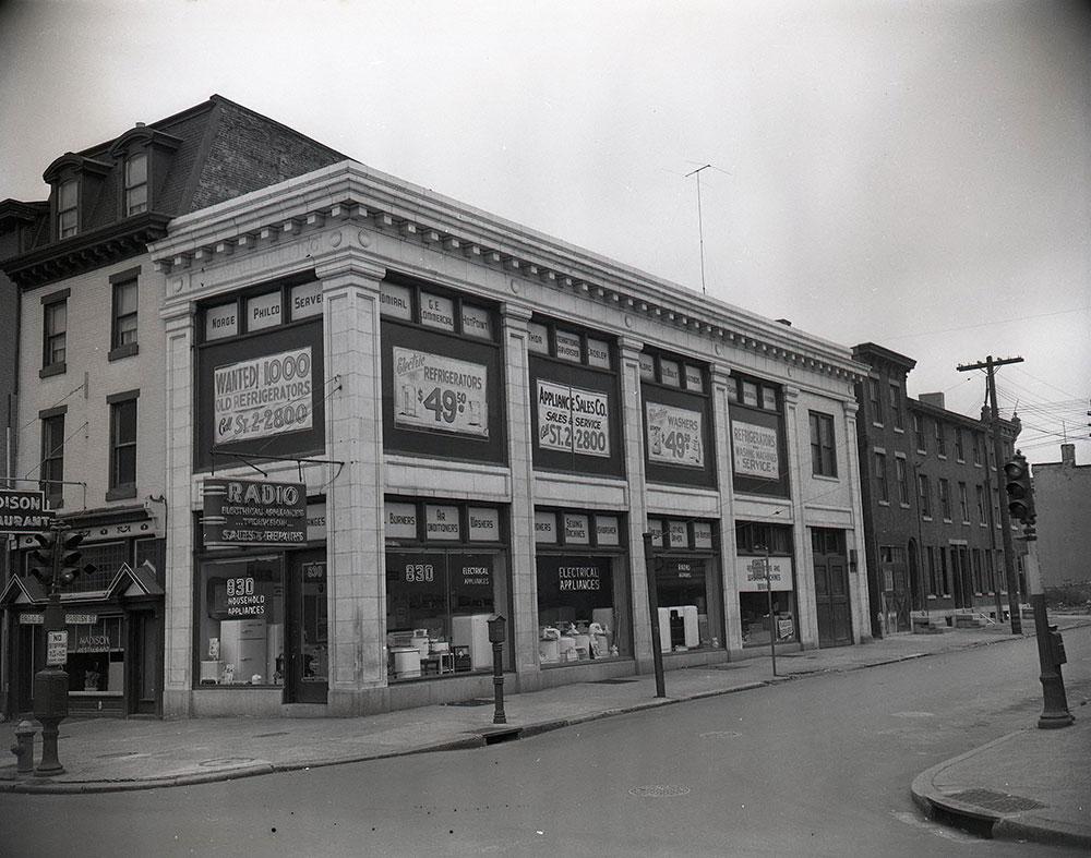 830 N. Broad Street, Broad & Parrish