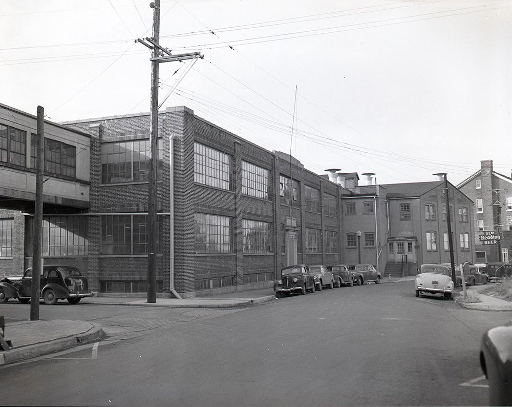W. Locust & S. Richmond Streets, Fleetwood, PA