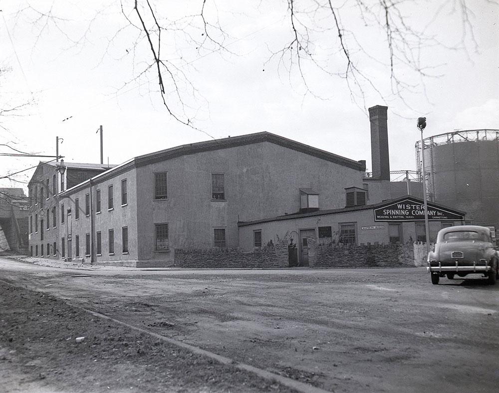 Belfield Avenue & Wister Street