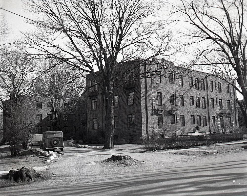 Lancaster & Bloomingdale Avenue, Wayne, PA