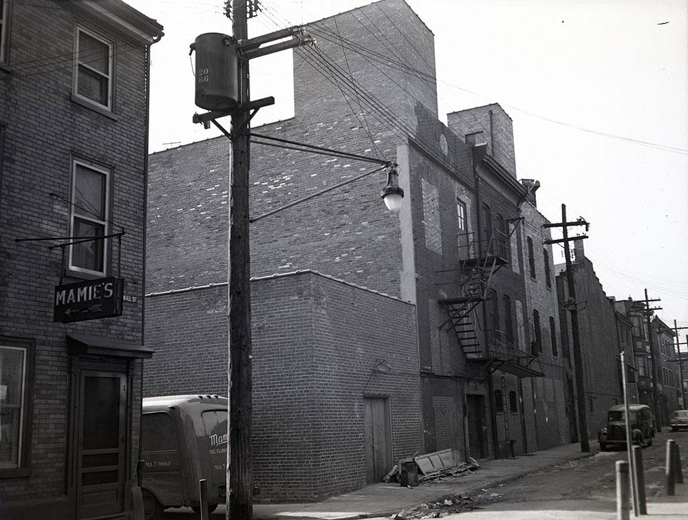 417-421 South Street, Rear Gaskill Street - Rear