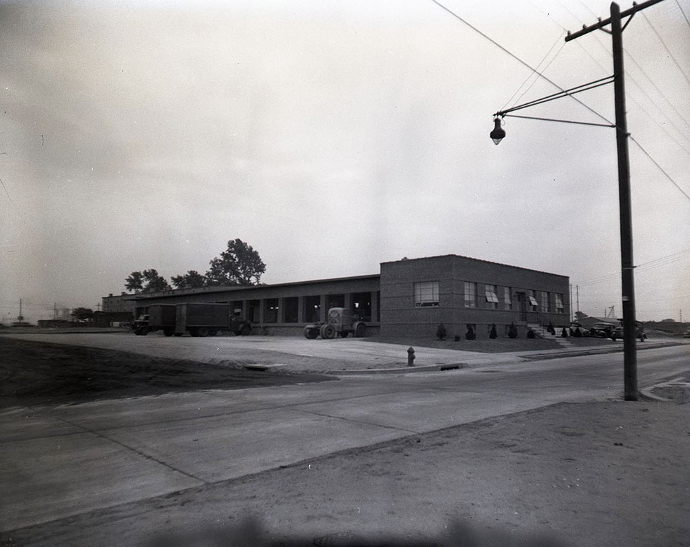East Thompson Street between Berkshire & Juniata Streets