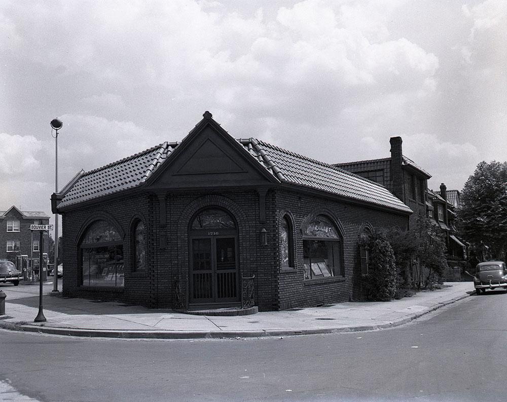 1716 West Cheltenham Avenue at Bouvier Street