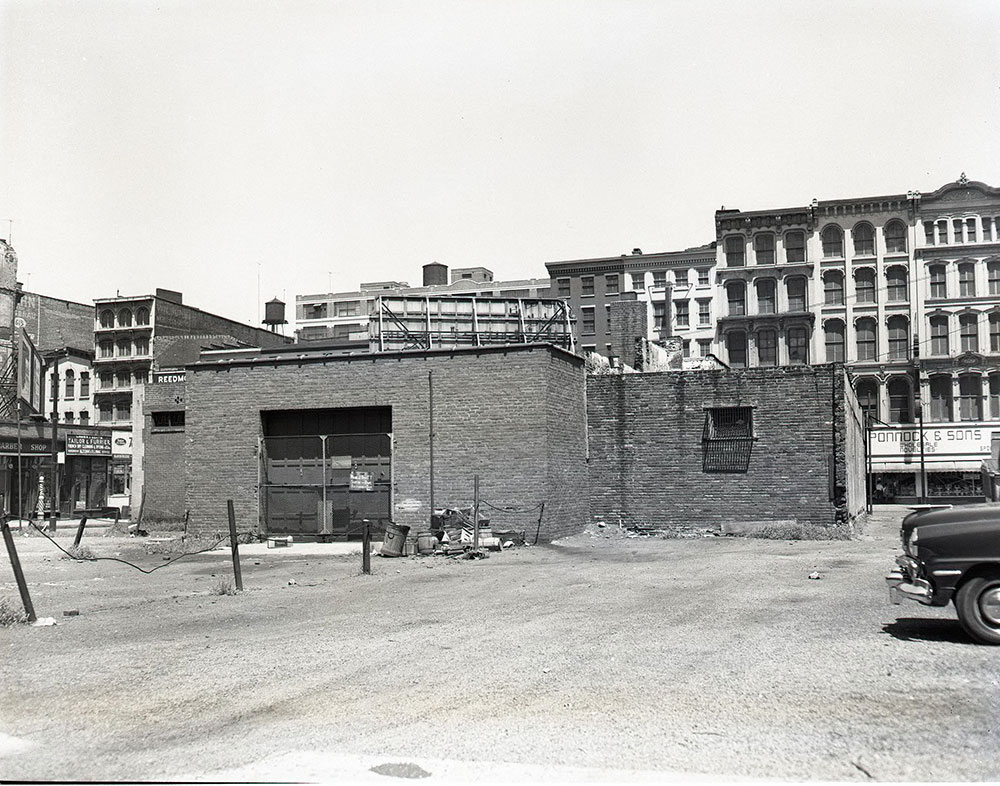 530-534 Market Street - Rear
