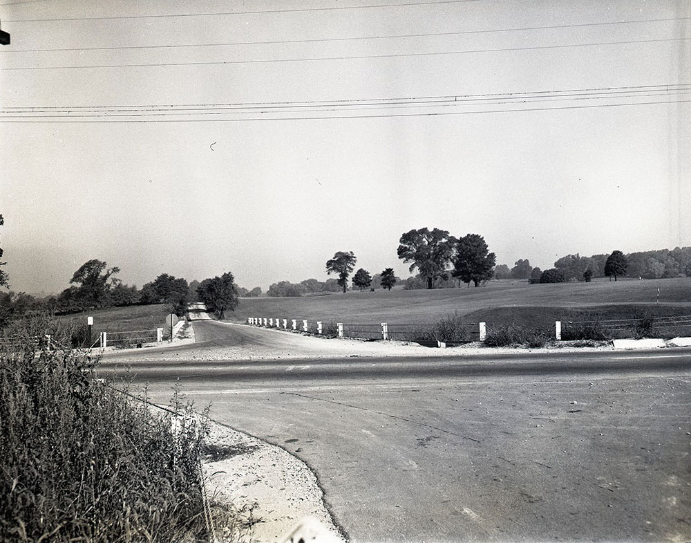 Swedesford Road, RT. 202 & County Line Rd - Upper Merion