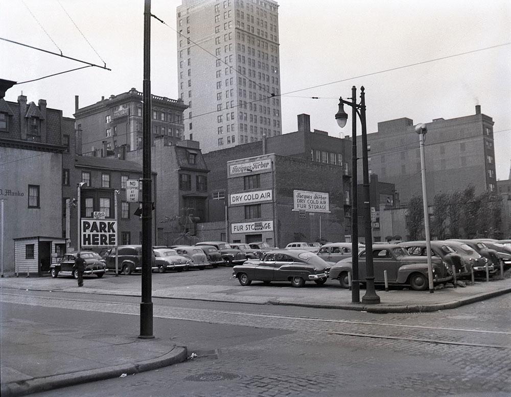 Ranstead & 19th Streets, Northwest Corner
