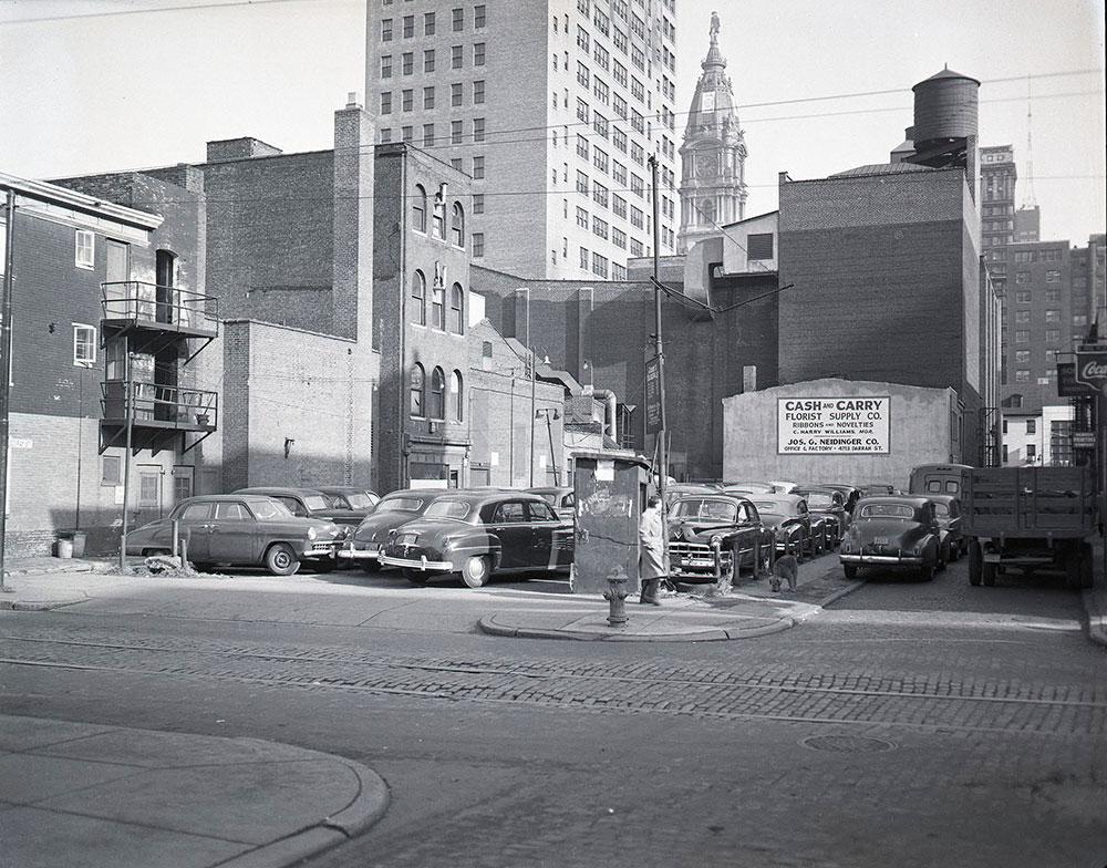 17th & Ludlow Streets, Northeast Corner