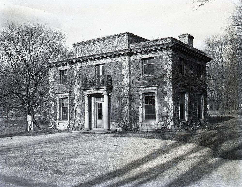 Willow Grove Avenue & Douglas Road, Northeast [Northwest] Corner