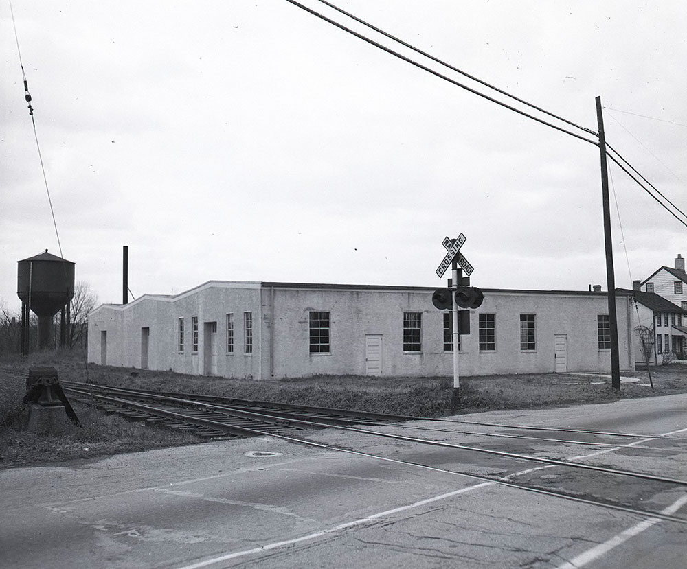 Bethlehem Pike, West Side North of R.R.