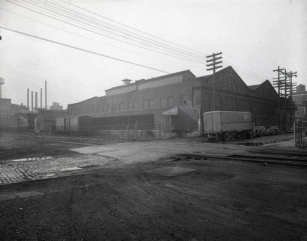 Mifflin & Water Streets, Southeast Corner