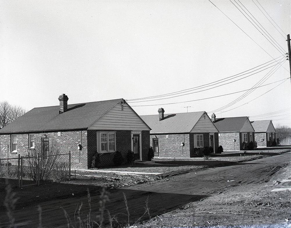 1700 Block of Pearson Street, West from Bustleton Avenue