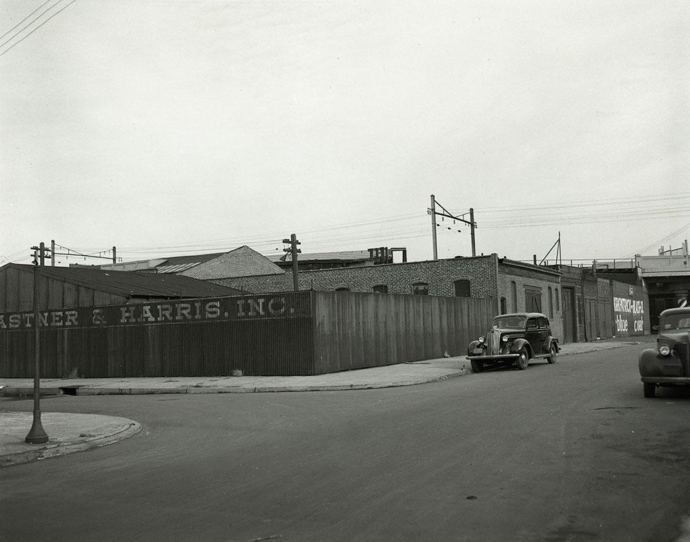 Bambrey Street, East Side Morris to Moore
