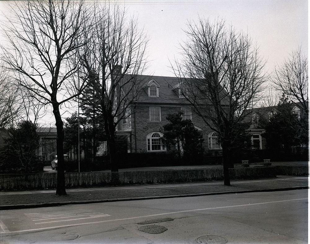 5400 Wynnefield Avenue, Southwest Corner 54th Street