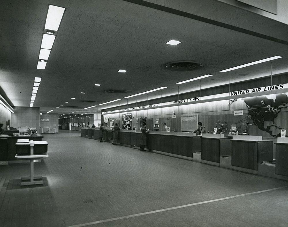 Philadelphia International Airport - Ticket Counters