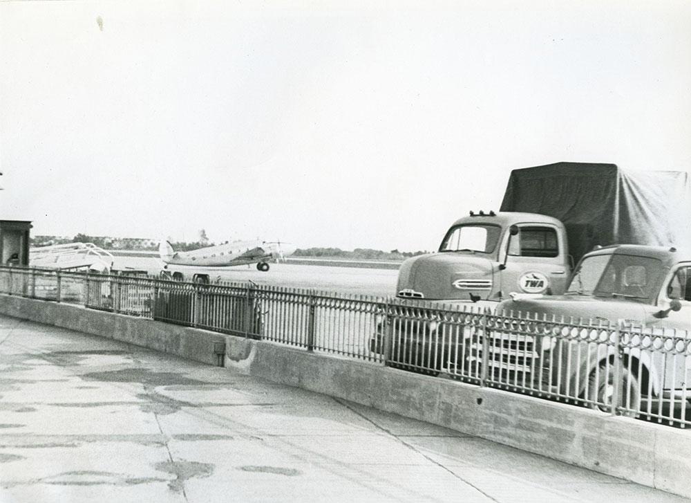 Philadelphia International Airport - ca. 1950
