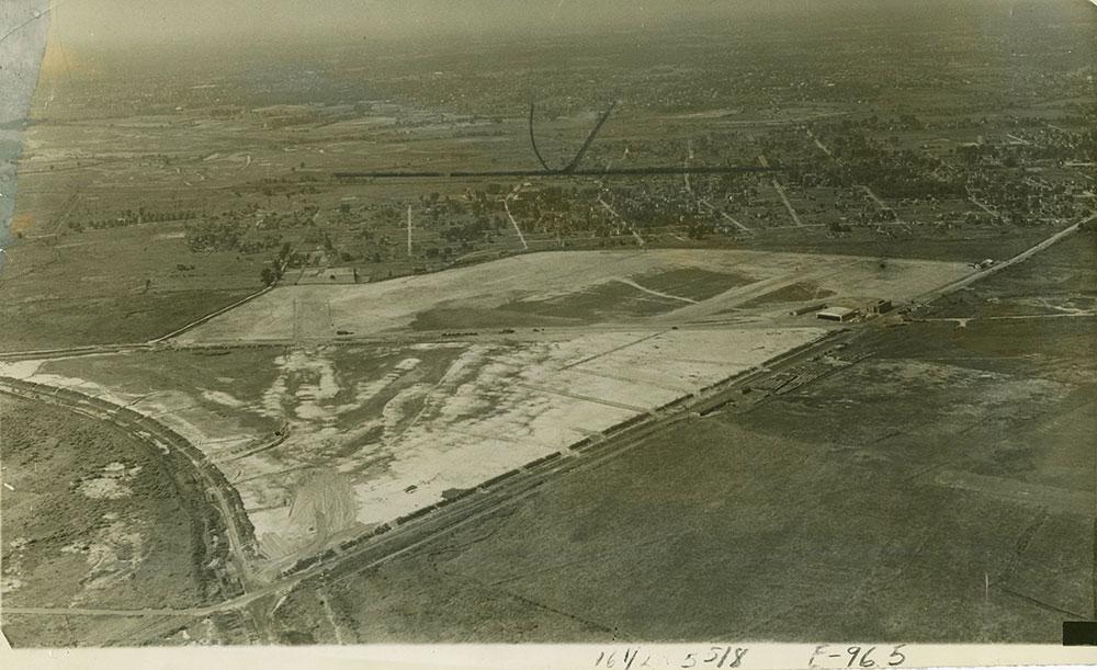 Aerial Photograph of S. Davis Wilson Airport (b)
