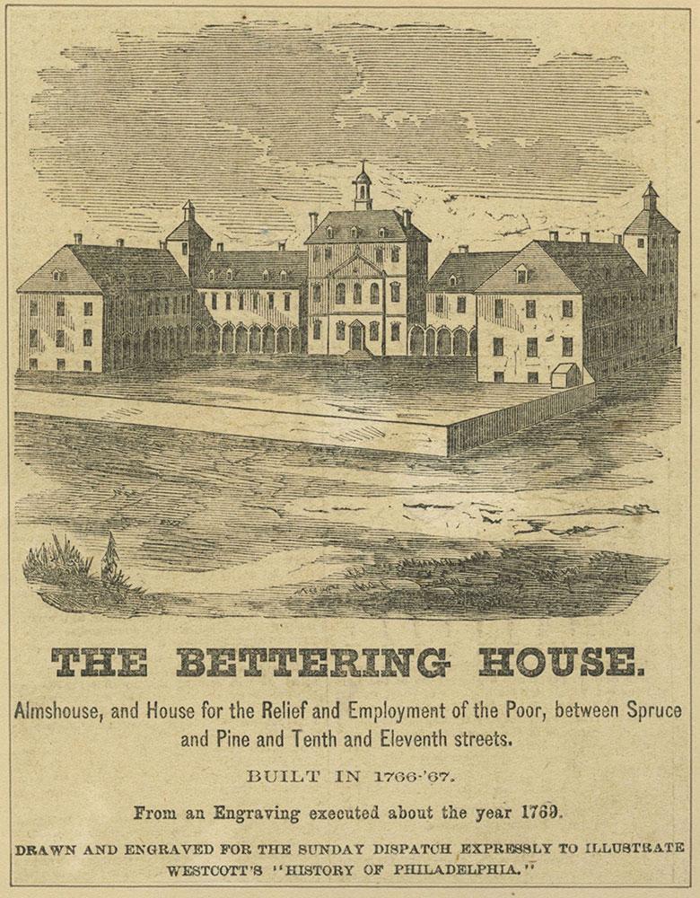 Bettering House - Philadelphia Almshouse