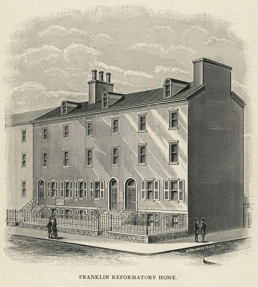 Franklin Reformatory Home for Inebriates - Exterior